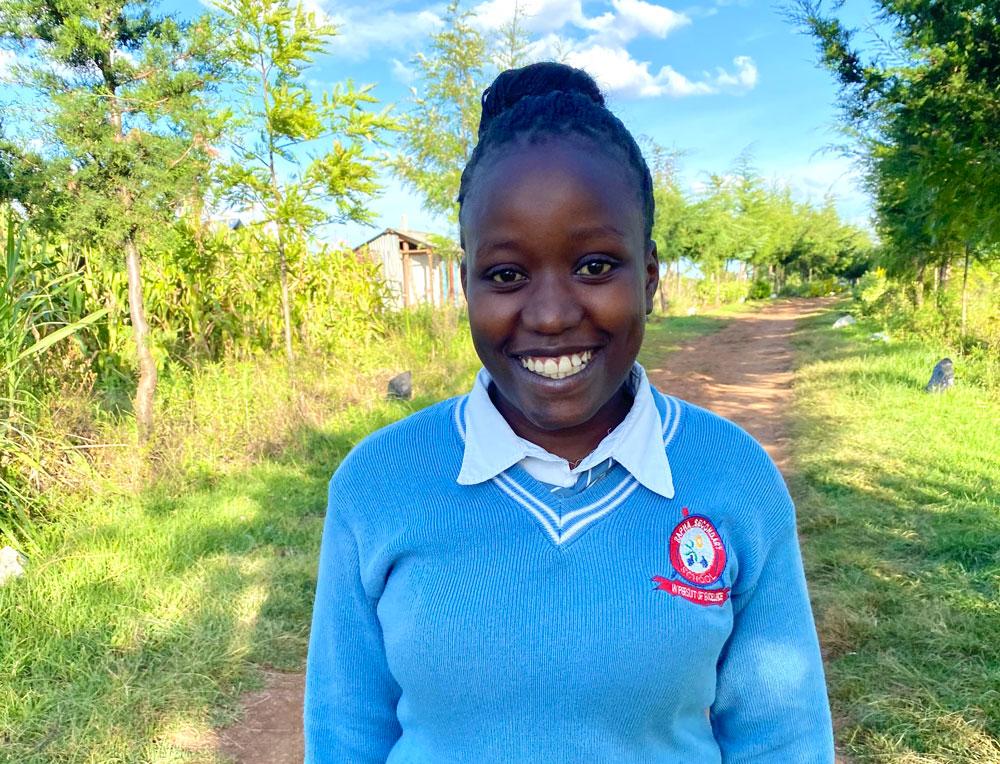 pauline orphan kenya