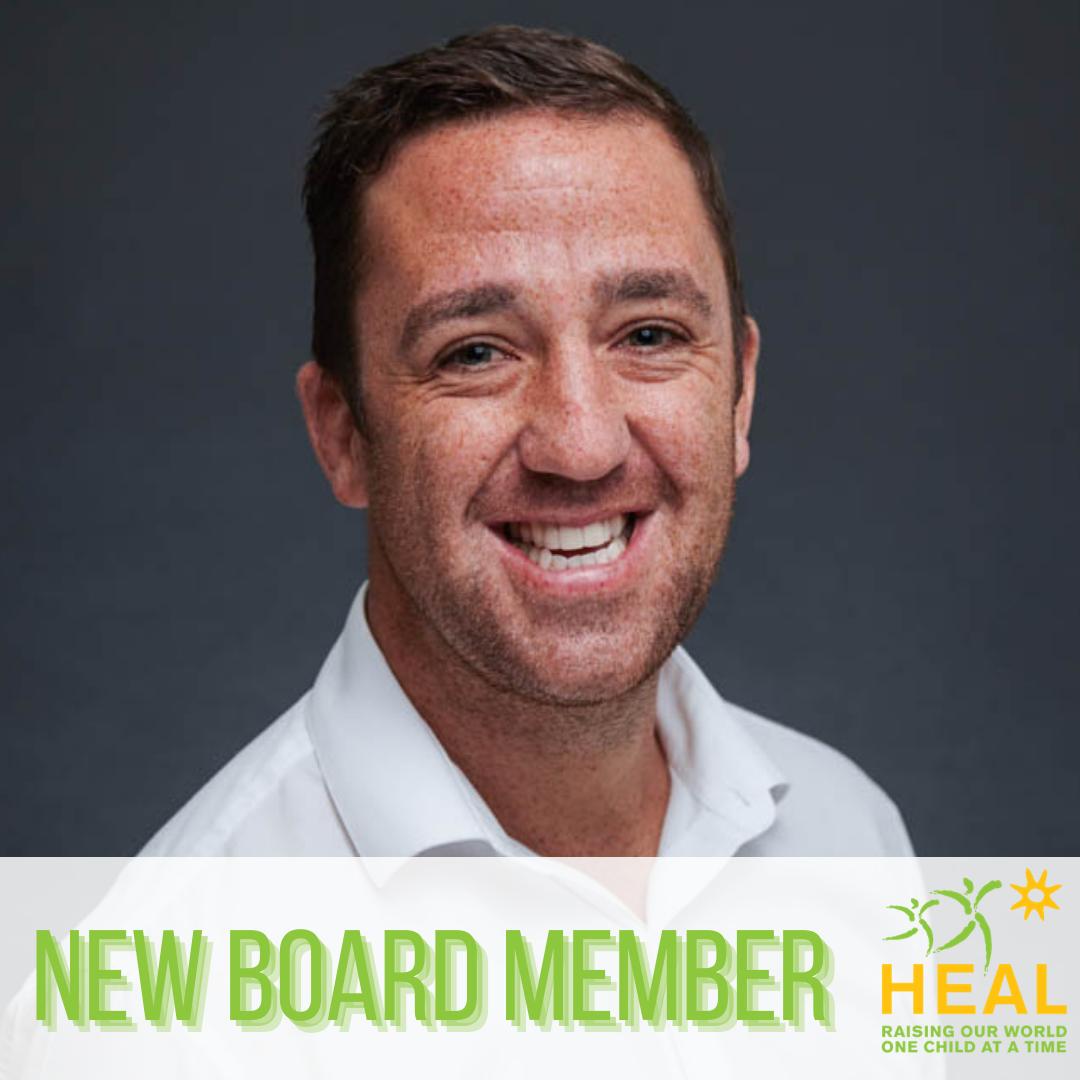New HEAL Board Member